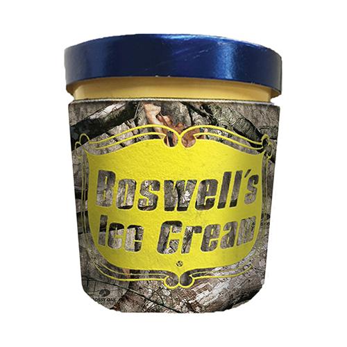 Mossy Oak Or Realtree Camo Premium Collapsible Foam Ice